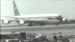 英国海外航空機空中分解事故