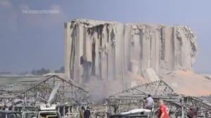 ベイルート港爆発事故