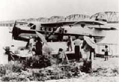 日東航空つばめ号墜落事故