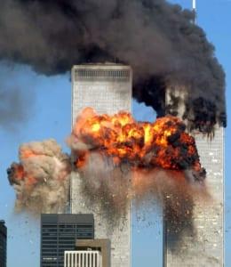 アメリカン航空11便・175便テロ事件